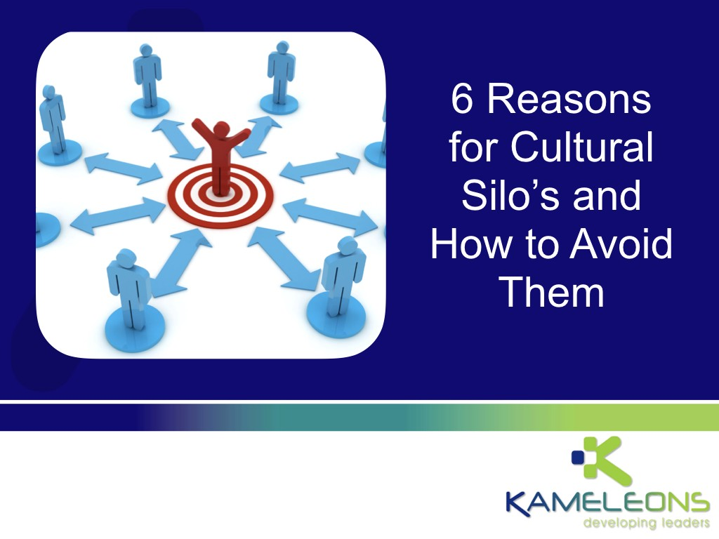 6 Reasons for cultural silos and how to avoid them