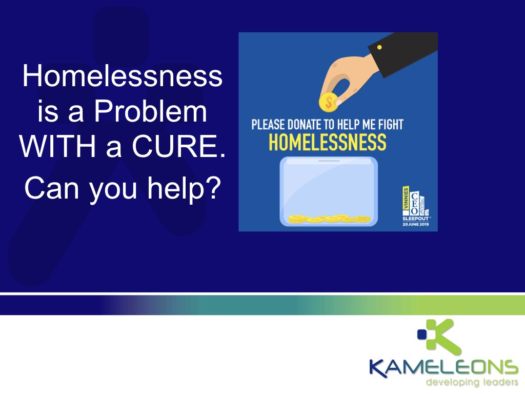 Homelessness is a problem with a cure