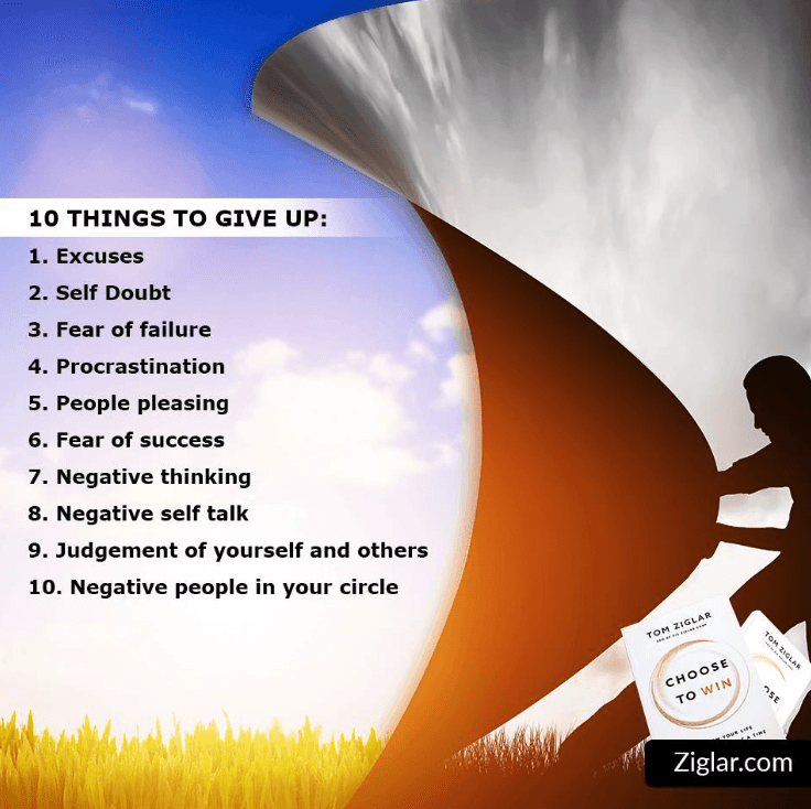 Leadership Development: 10 Things to Give Up