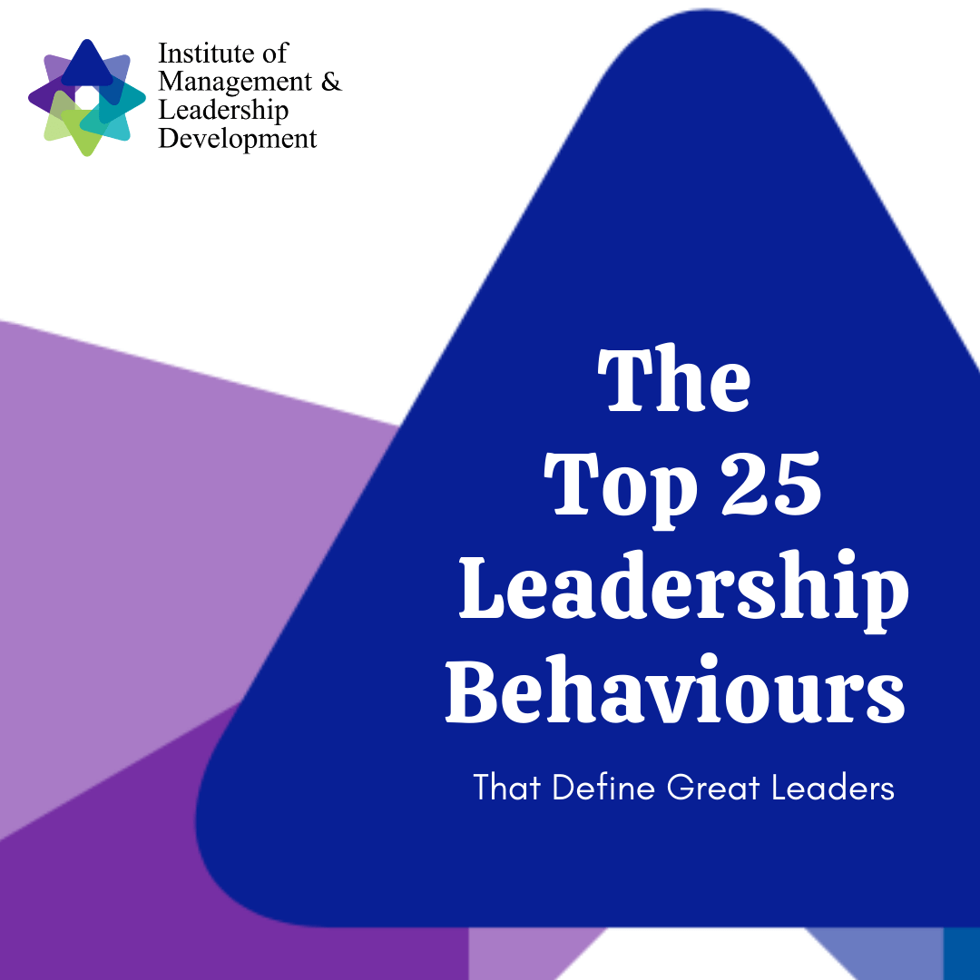 Developing Your Leadership?