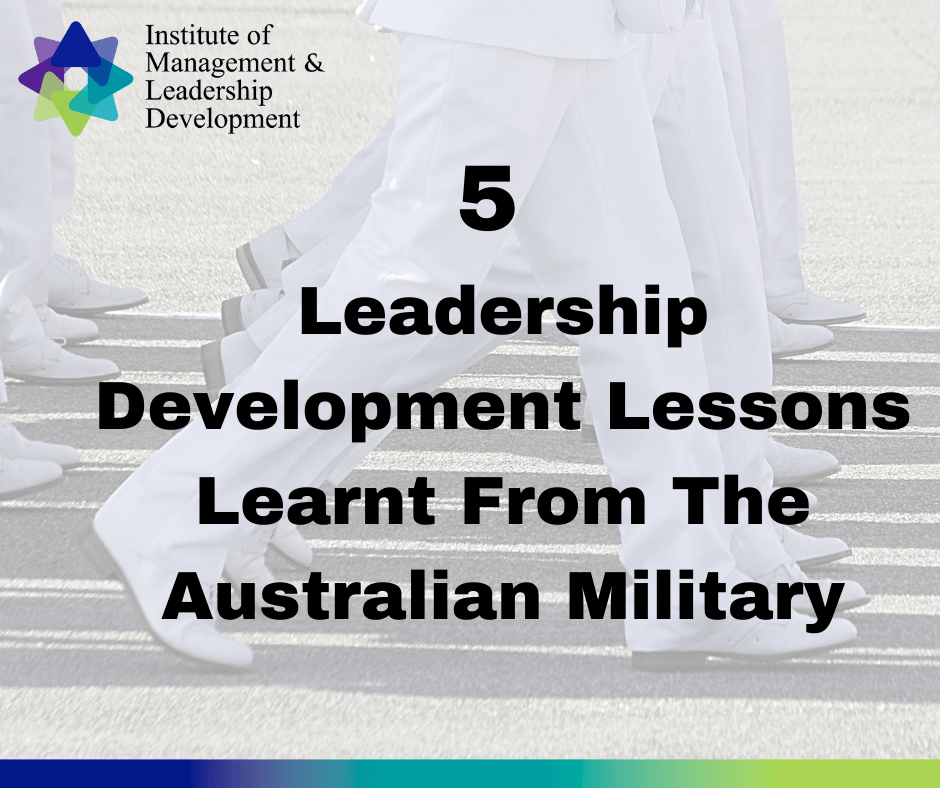 5 Leadership Lessons Learnt From The Australian Military