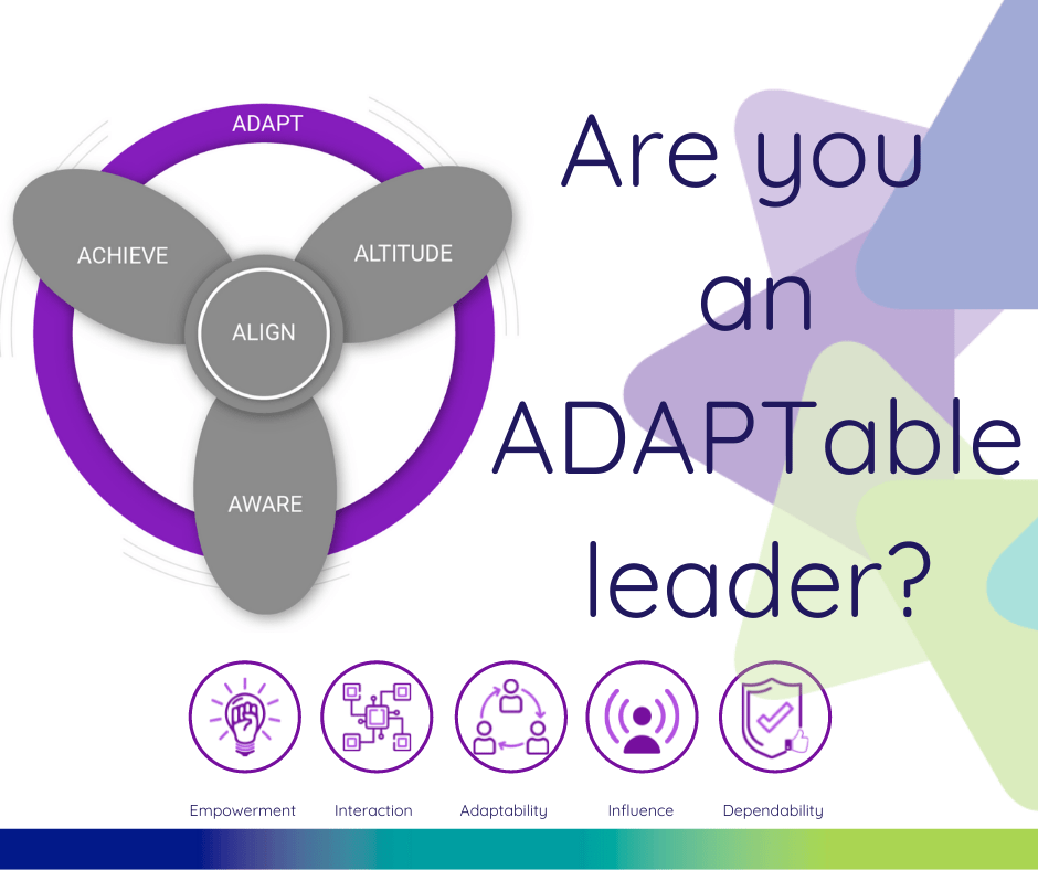Effective Leadership - Are you an ADAPTable Leader?