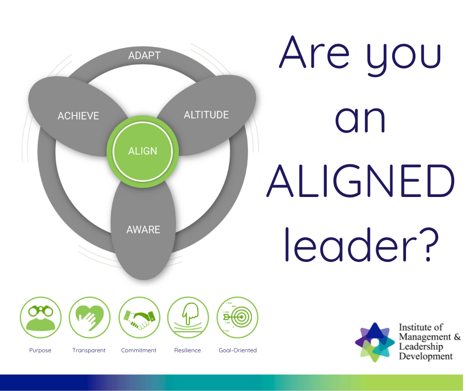 Are you an Aligned Leader?