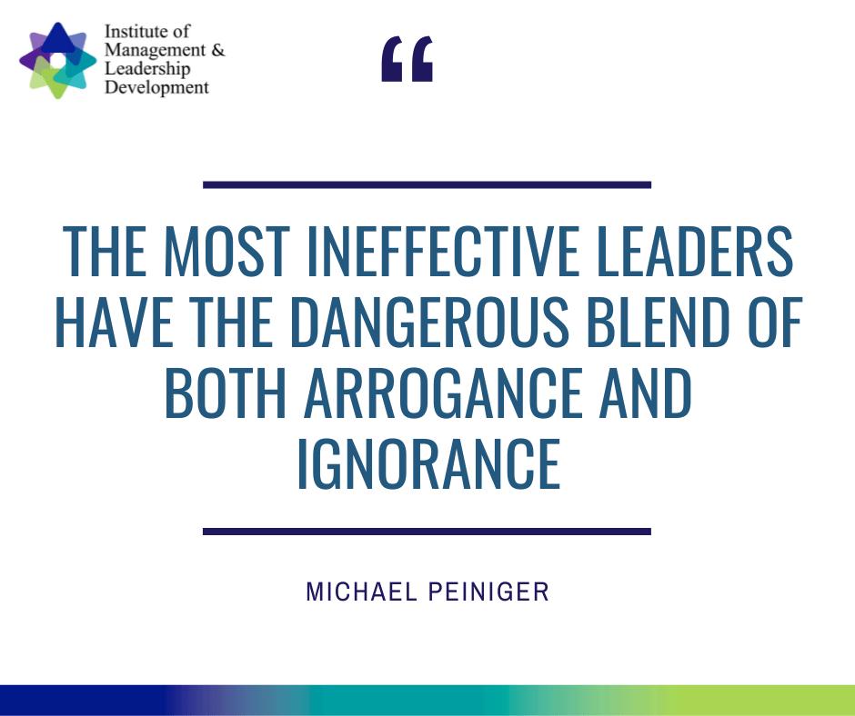 Ineffective Leaders